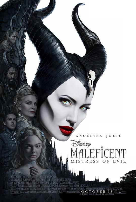 Poster Maleficent Mistress of Evil
