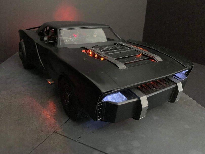Konsep Art Batmobile