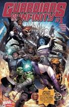 Guardians of Infinity Vol 1 [8/8] Español | Mega