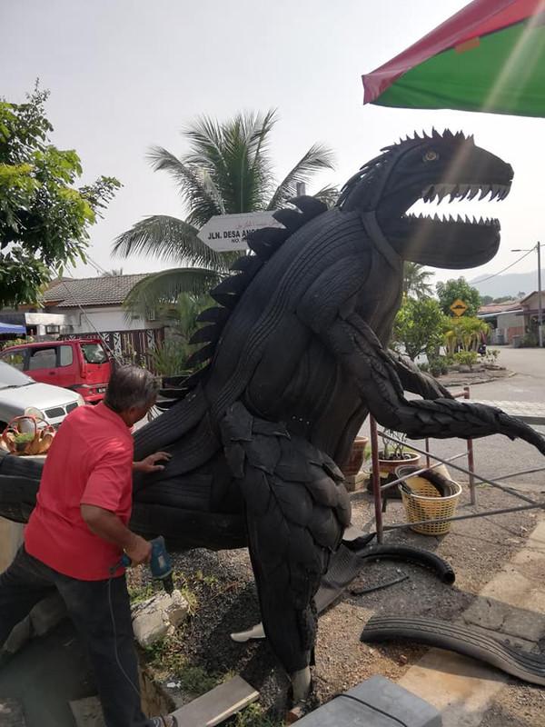 bina dinosor