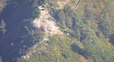 bunkers demolished, Image Source: India TV News