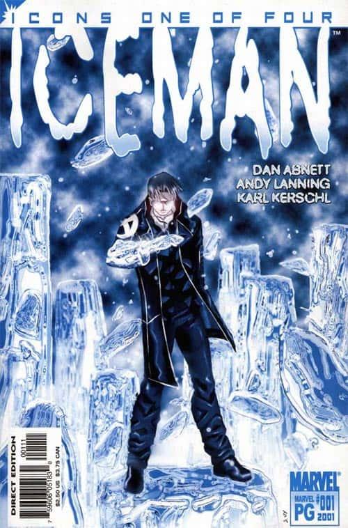 Iceman Volumen 2 [4/4] Español | Mega