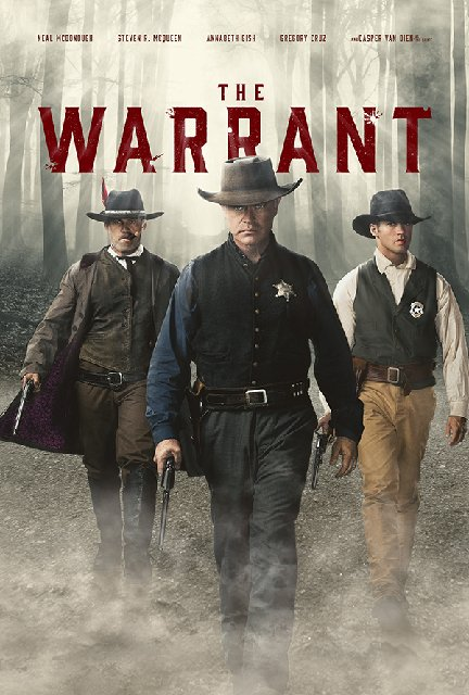 The Warrant 2020 Movie Poster
