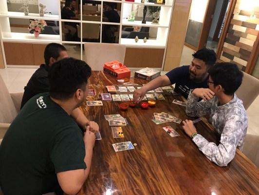 Main board game tingkatkan kesehatan jiwa