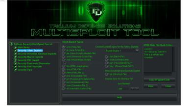 TRILLIUM SECURITY MULTISPLOIT TOOL V4 Private Edition
