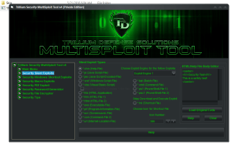 TRILLIUM SECURITY MULTISPLOIT TOOL V4 Private Edition