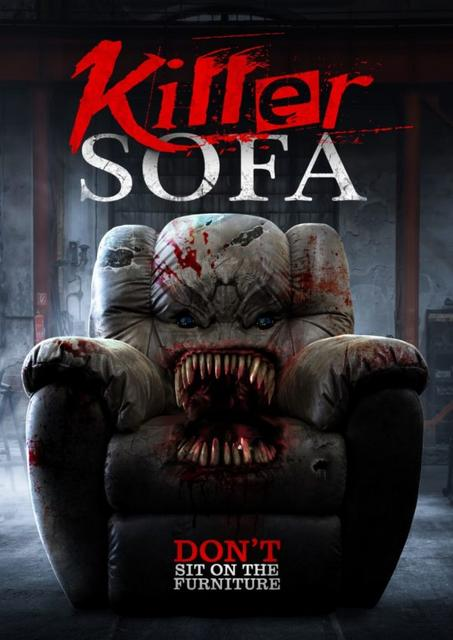 Killer Sofa 2019 Movie Poster