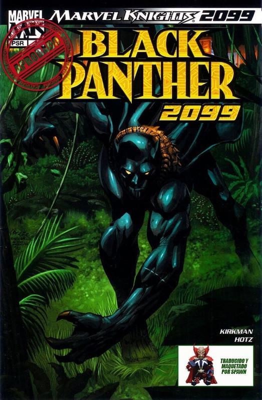 black panther 2099
