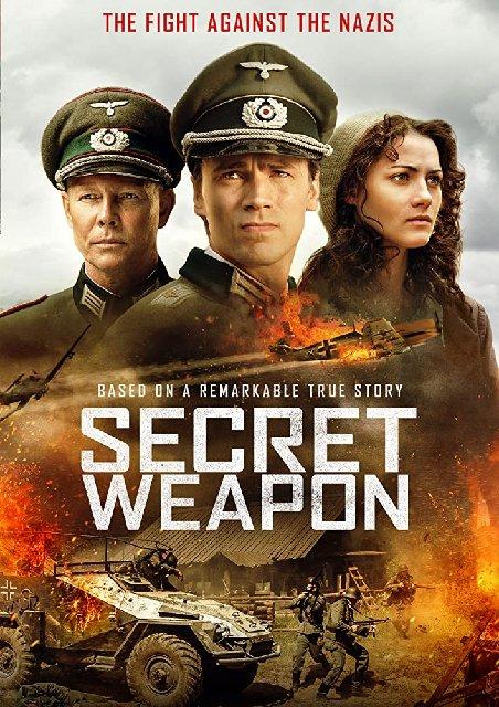 Secret Weapon 2020 Movie Poster