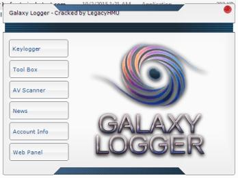 Galaxy Logger
