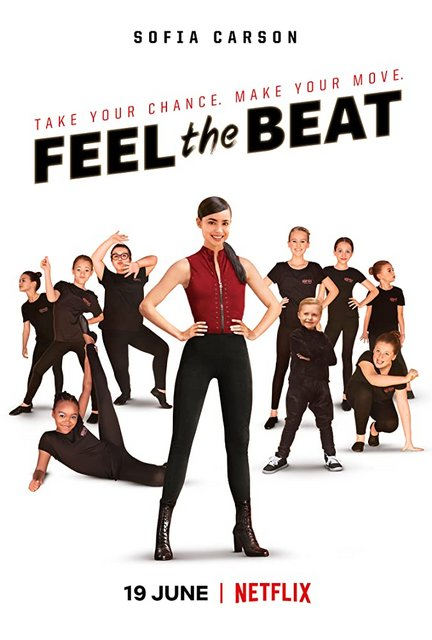 Feel the Beat 2020 Movie Poster