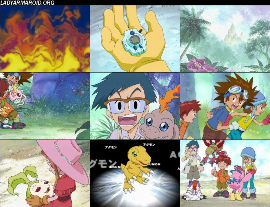 Digimon Adventure - 1999 - Serie TV 54/54 (BDRip Dual Latino)(VARIOS) 5