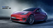 Tesla-Model-3-in-Revo-Zport-body-kit-6