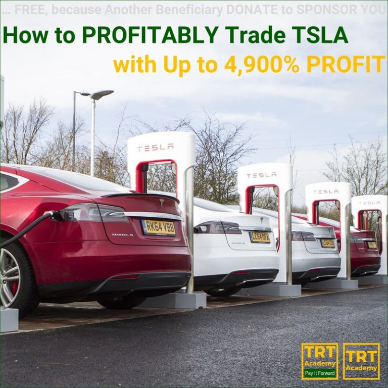 Yes… I Want to Improve My Trading Results – 2018-09 – How to PROFITABLY Trade TSLA – with Up to 4,900% PROFIT