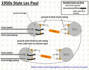 50s Les Paul Wiring