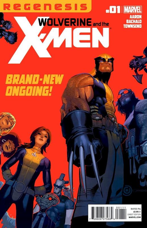 Wolverine y los X Men [42/42] Vol 1 | Español