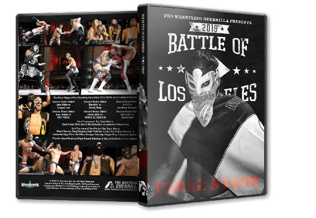 PWG Battle Of Los Angeles 2019