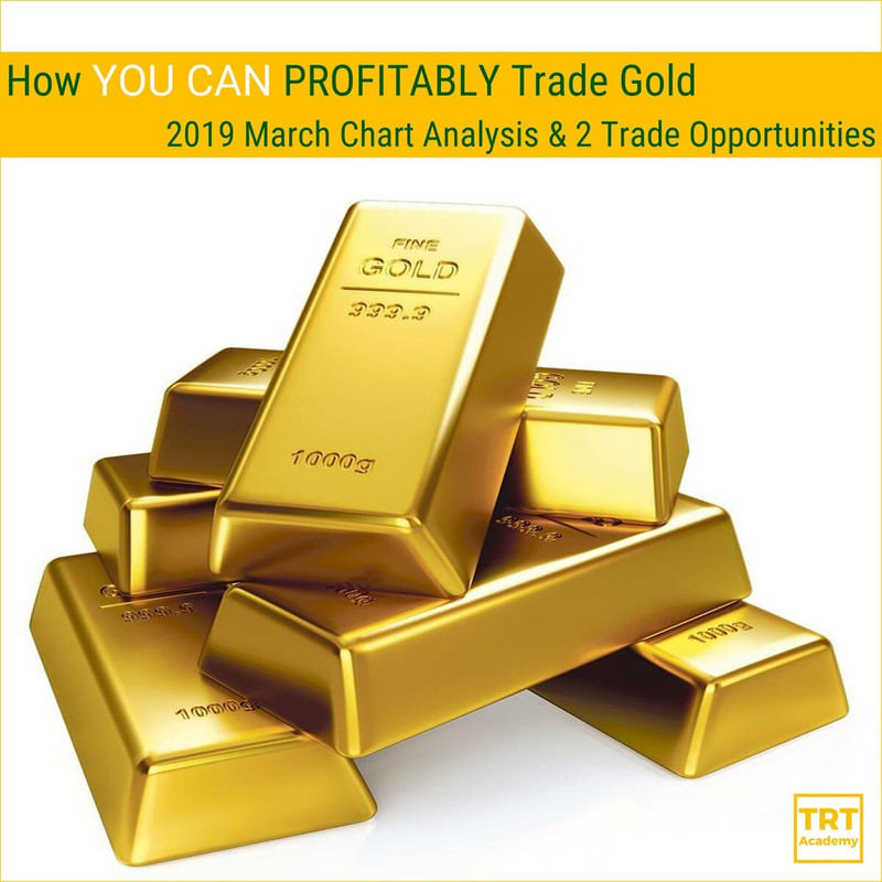 Yes… I Want to Improve My Trading Results – 2019-03 – How YOU CAN PROFITABLY Trade Gold – 2019 March Chart Analysis & 2 Trade Opportunities