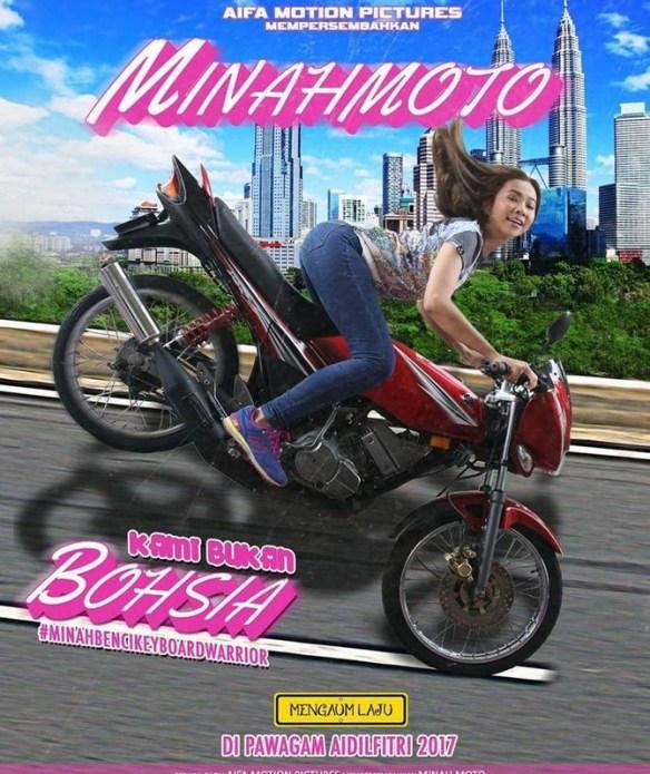 filem minah moto