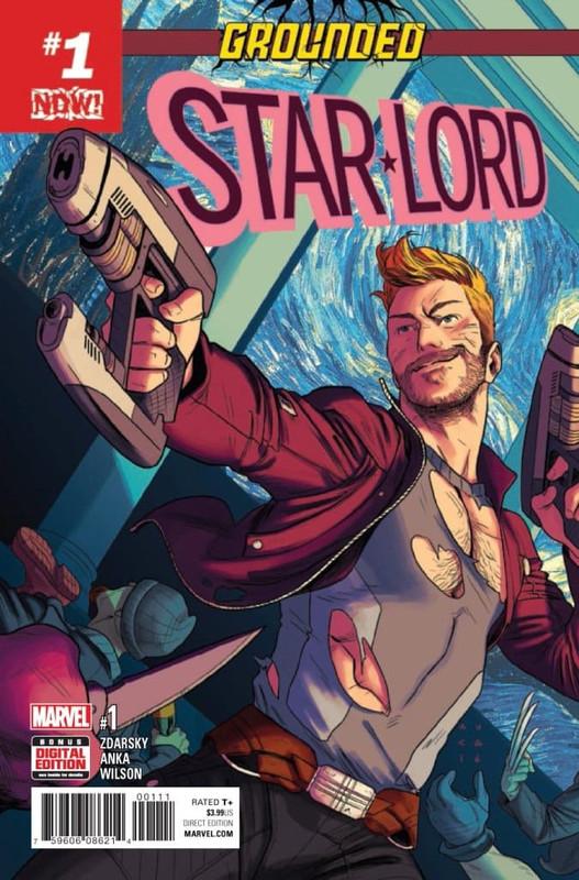 star-lord vol 2