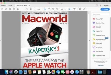 Adobe Acrobat DC v20.013.20064 Multilingual macOS