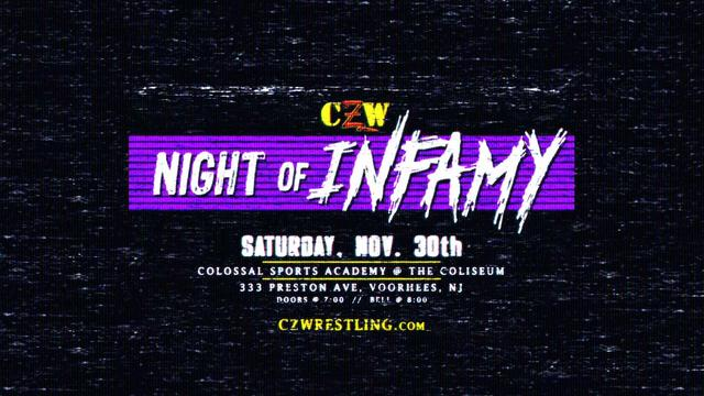 CZW Night of Infamy