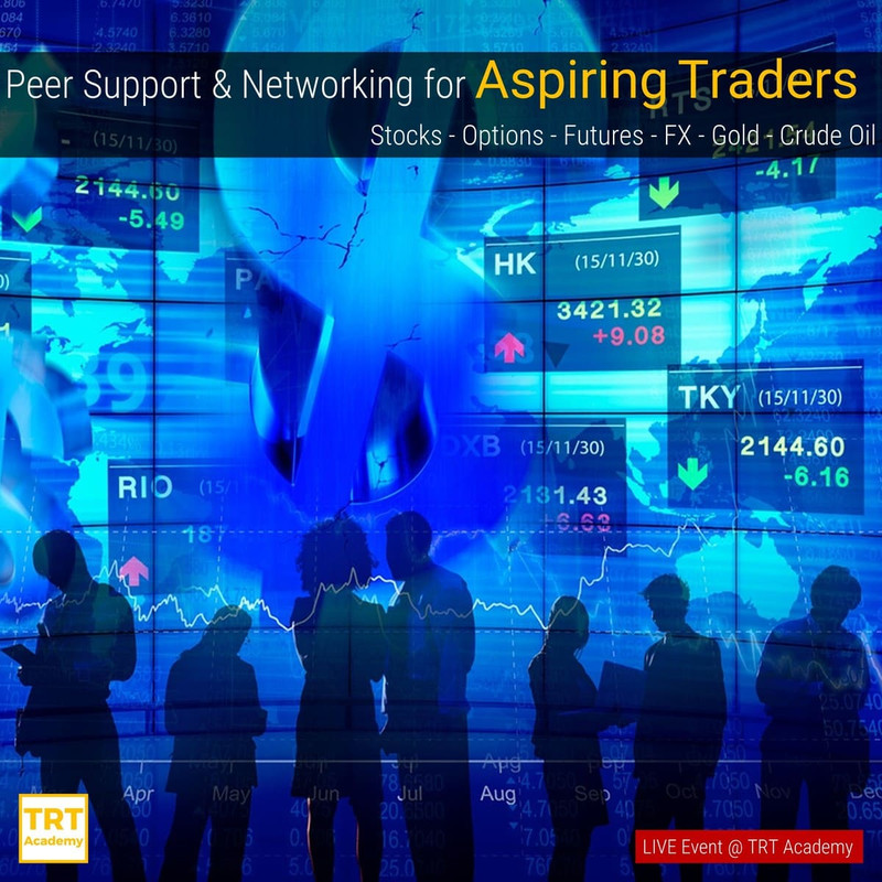 9 January – Peer Support & Networking for Aspiring Traders