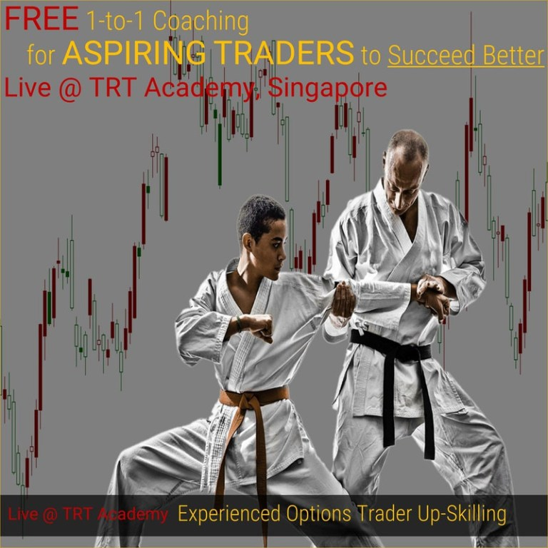[FREE 1-to-1 Coaching] 2018 October – Experienced Options Trader Up-Skilling