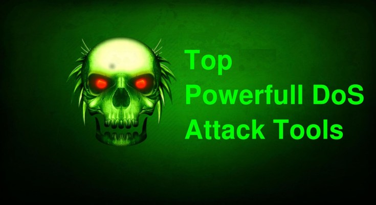Top Powerfull DDOs attack tools
