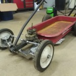 First Ever Welding Project Rat Rod Wagon In General Topics Page 1 Of 2