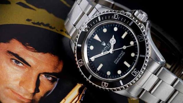 Rolex Submarine dibida dengan harga RM1.17 juta