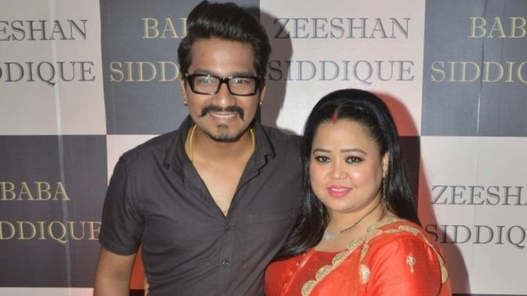 bharti singh and harsh limbachiya