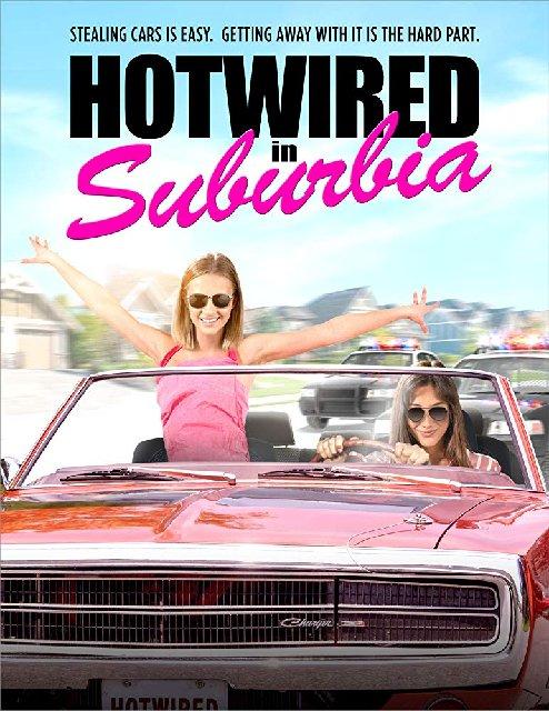 Grand Theft Auto Girls 2020 Movie Poster