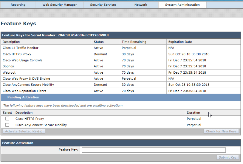 Cisco Web Security Appliance S190 Web Gui Cyber