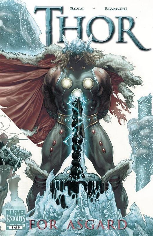 Thor For Asgard [6/6] Español   Mega