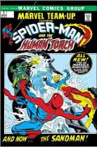 Marvel Team-Up Volumen 1 [150/150] Español | Mega