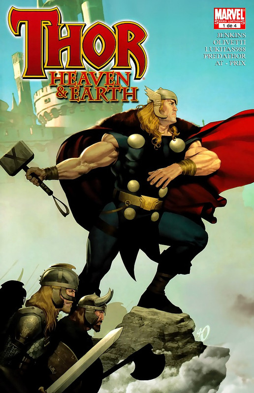 Thor Heaven and Earth