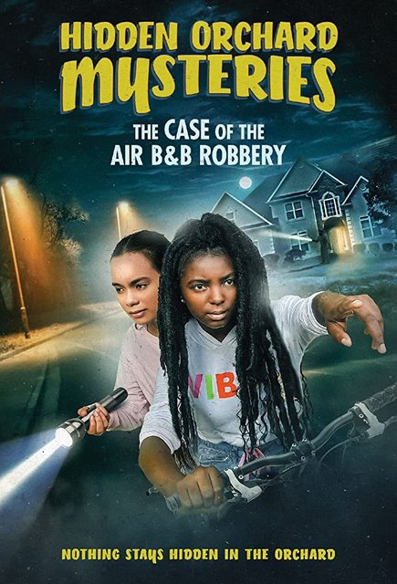 Hidden Orchard Mysteries The Case of the Air B and B Robbery 2020 Movie Poster