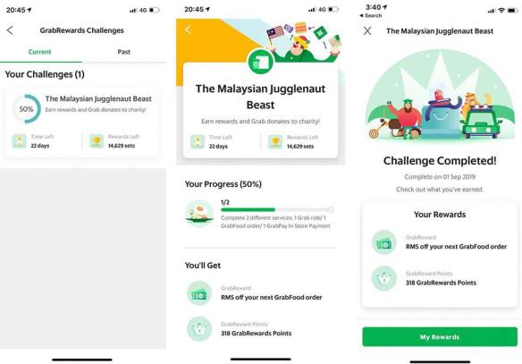 Grab The Malaysian Jugglenaut Challenge