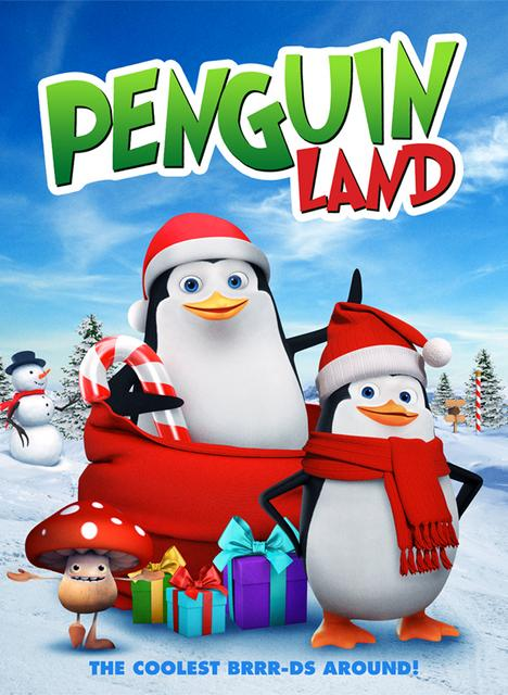 Penguin Land 2019 Movie Poster