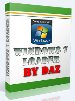 Windows 7 Loader Permanent Activator V2.2.2