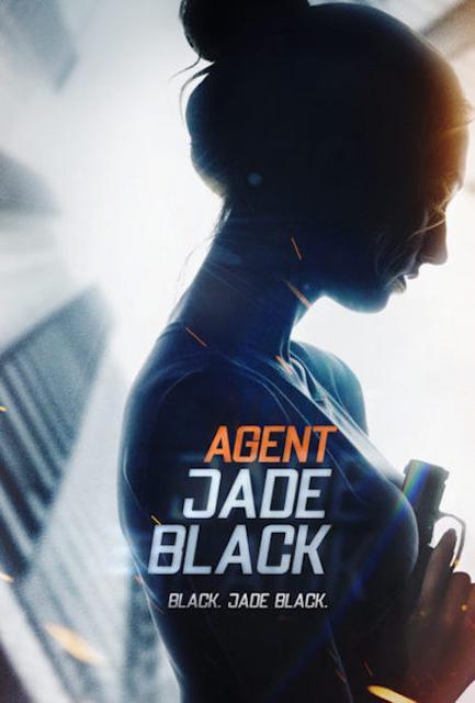 Agent Jade Black 2019 Movie Poster