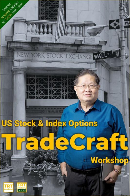 2 November 2019 – US Stock & Index Options TradeCraft Workshop