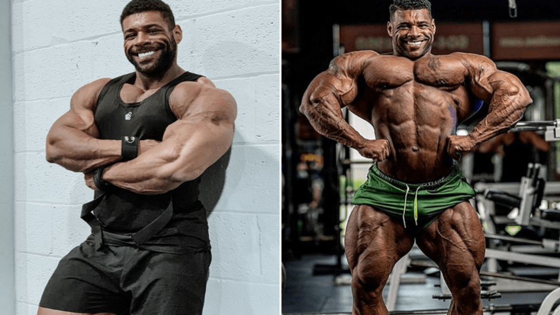 High Bodybuilder Nathan De Asha Busted For Dealing Steroids