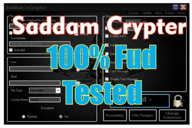 Saddam Crypter[