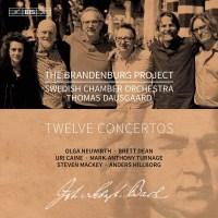 Swedish Chamber Orchestra & Thomas Dausgaard - The Brandenburg Project (2021) [Official Digital Download 24bit/96kHz]