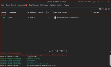 Orcus RAT 1.9.1 + 13 Plugins Cracked