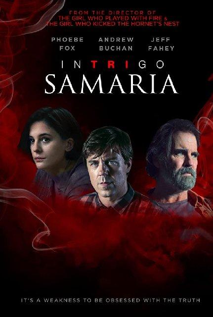 Intrigo Samaria 2019 Movie Poster