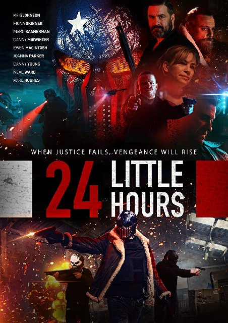 24 Hours In London 2020 Movie Poster