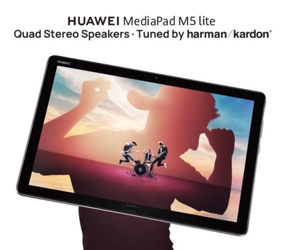 MediaPad M5 Lit